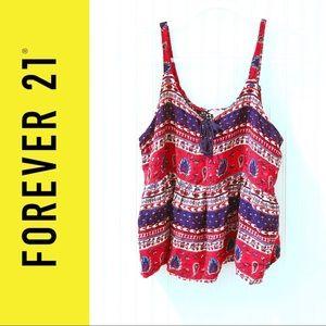 Forever 21 Sleeveless Top